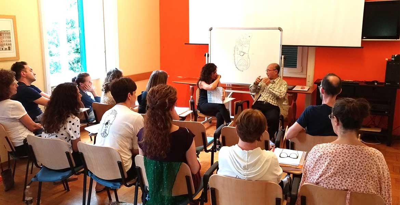 Caposcuola M Ming On Zon Su School riflessologia plantare